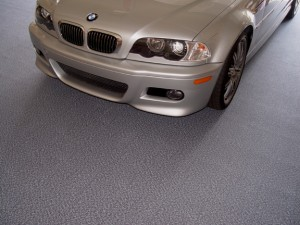 Speck Deck Garage Flooring