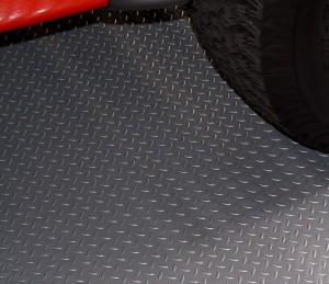 Diamond Deck Roll Out Garage Flooring