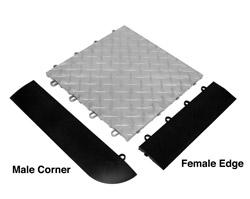 RaceDeck Male Corner