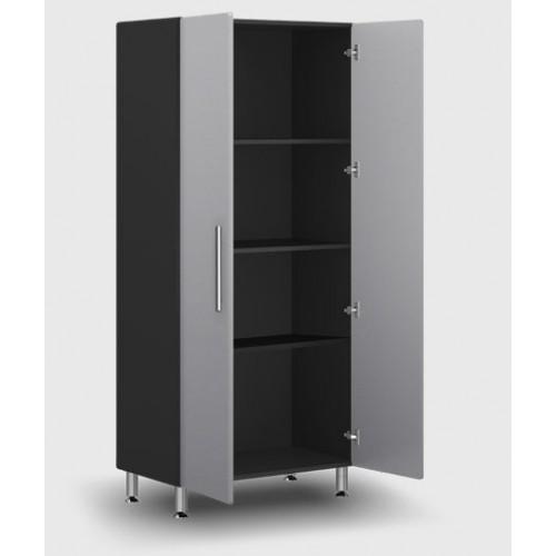 2 Door Tall Garage Storage Cabinet