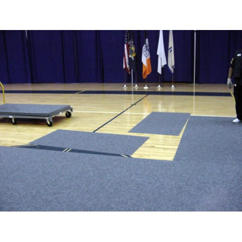 Carpetdeck gym protective floor cover