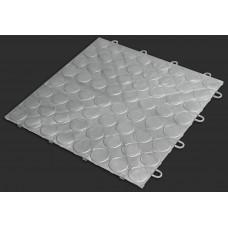 """RaceDeck CircleTrac Garage Floor Tile - 12"""""""