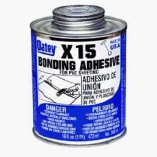 Oatey X-15 Adhesive