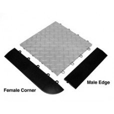 RaceDeck Female Corner Edging