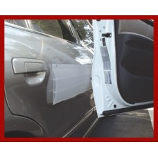 Stick-On Car Door Guard