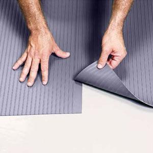 installing garage flooring