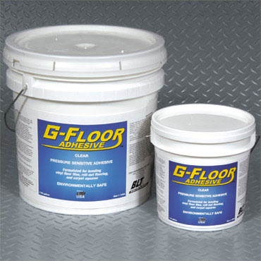 Garage Floor Adhesives