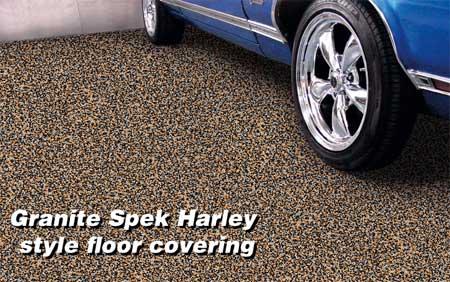 garage floor styles