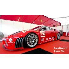 AutoDeck 1 - Open Drainage Garage Floor Tile